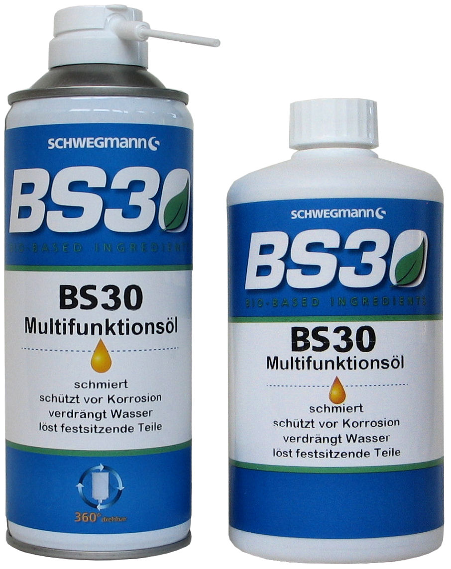BS 30 - the green multifunction oil